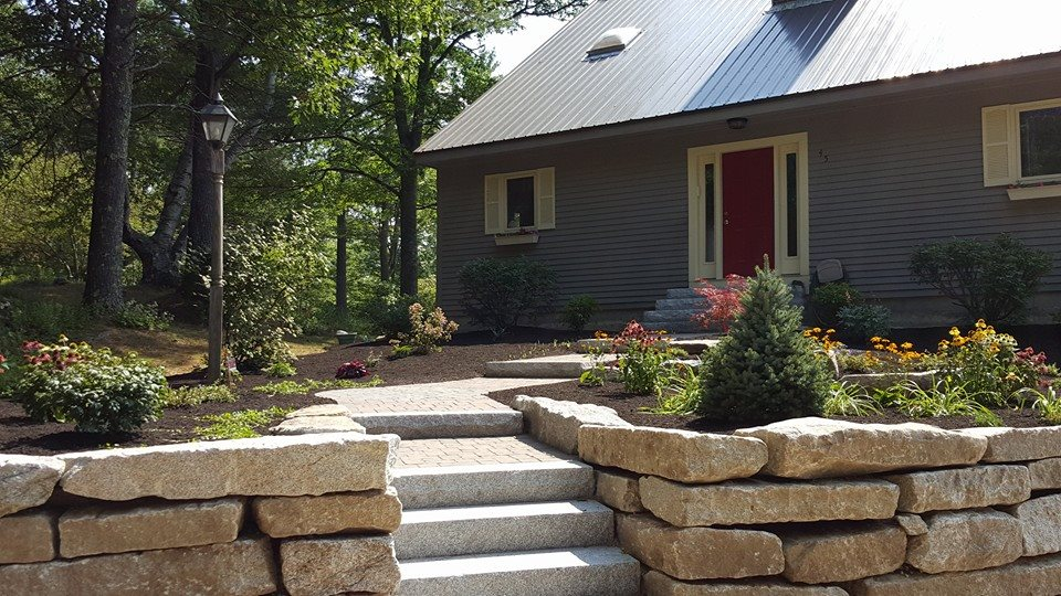 Landscaping Oxford Maine, landscape services Norway Maine |