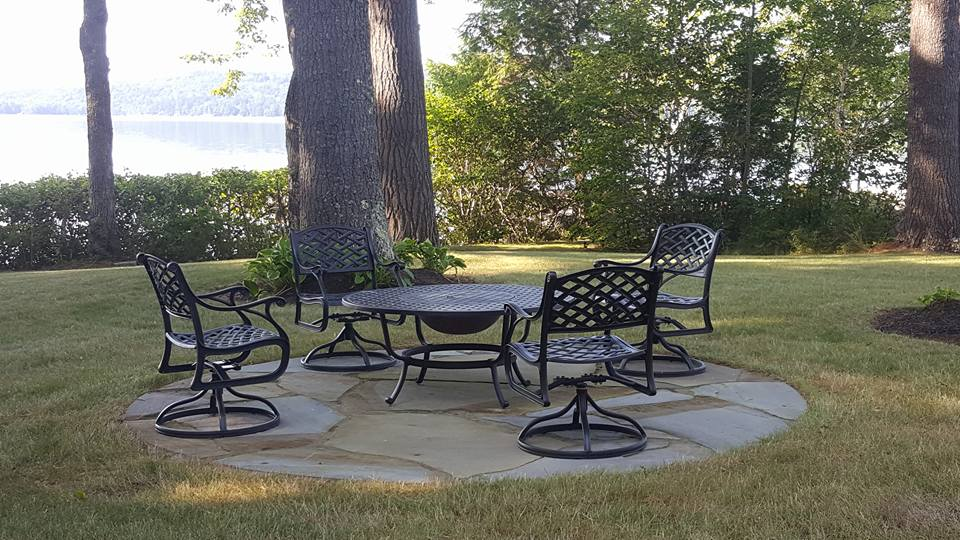 Landscaping Oxford Maine, landscape services Norway Maine  
